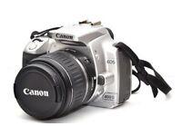 Canon 400D DSLR Camera Silver Perfect Condition