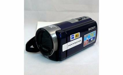BRAND NEW Sony Handycam Camcorder DCR-SX65E 4GB with Accessories