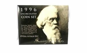 1996 Australia Mint Set Uncirculated
