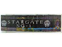 Stargate SG1 DVD & Magazine Collection