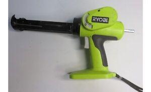 Ryobi one+ calking gun North Tivoli Ipswich City Preview