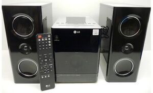 LG Fb163 Stereo System With Ipod Dock