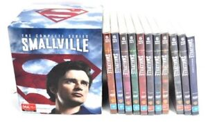 Smallville complete TV series