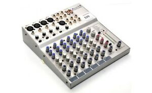 mixing console alto l-8 with digital effect