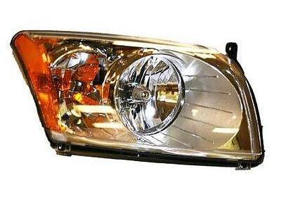 Fits 07 08 09 10 11 Dodge Caliber Headlight Passenger NEW without level system