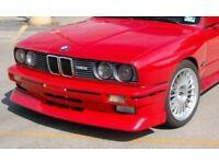 Wanted E30 M3 EVO LIP SPOILER