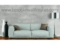 Bespoke plastering / polished plasterer/ bathroom / Seamless wetroom specialist