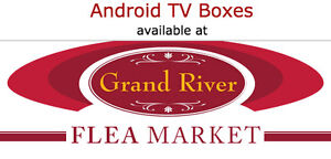 Android TV Boxes & IPTV Boxes at Grand River Market