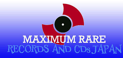 MAXIMUM RARE RECORDS AND CDs JAPAN