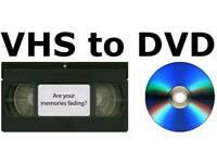 VHS TO DVD/USB