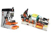 Universal Key Cutting Machine Package *NEW*
