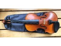 Full size Violin (Young Master Series) with bow and case