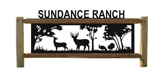 WHITETAIL DEER AND TURKY SIGN