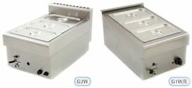 Archway Hot 3 Pot Bain Marie Electric