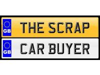 SCRAP MY CAR OR VAN MANCHESTER BEST PRICED PAID CASH ON COLLECTION SELL MY CAR