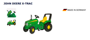 Wanted:  John Deere XTrac Pedal Tractor for kids (ages 3-10)