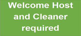 Welcome host and cleaner St Johns Wood