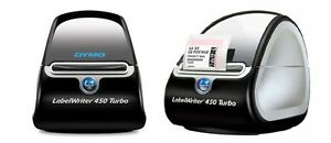 Dymo label writer and printer model 450 turbo