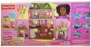 Fisher Price Loving Family Grand Dollhouse New