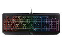 Razor Blackwidow Chroma Gaming Keyboard