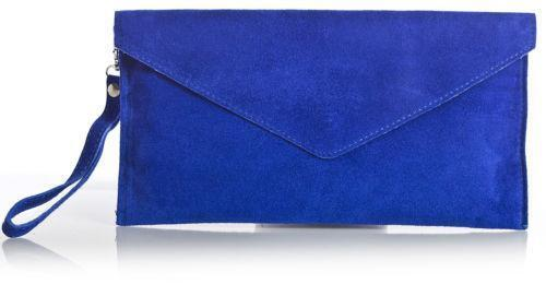 Electric Blue Clutch Bag Ebay