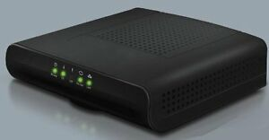 Thomson Technicolor DCM476 Cable Modem with LATEST FIRMWARE Docs