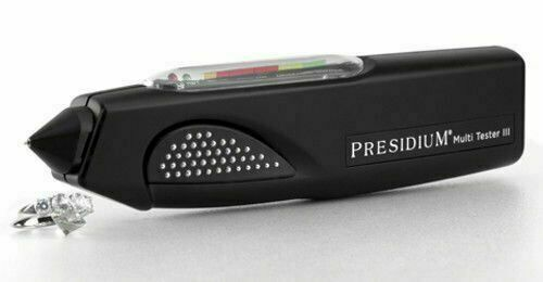 Presidium Multi Tester III PMUT Diamond Moissanite Jewelry Tester Optional Item