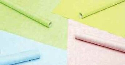 Paper Sheets Fadeless Background Paper Pastel Rolls x 4 for sale  Harrow
