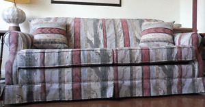 Simmons Double Sofa Bed