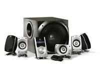 Logitech Z5500 5.1 Digital PC Multimedia Home Theatre Speaker System