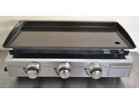 Griddle 3 Burner LPG gas SR