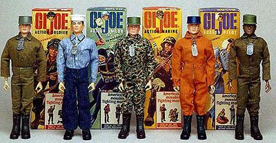 Vintage GI Joe and Collectibles