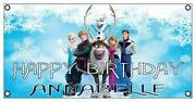 Personalized Birthday Banner