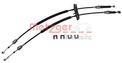 METZGER Seilzug, Schaltgetriebe 3150059 für CITROËN FIAT PEUGEOT