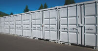Self Storage, Container Storage, Shipping Container