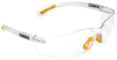 Dewalt Contractor Pro Safety Glasses With Clear Lens Ansi Z87