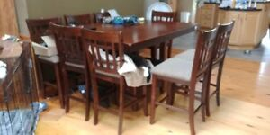 Dining room table