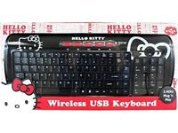 Hello Kitty Keyboard