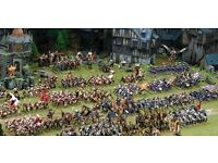 Warhammer games workshops