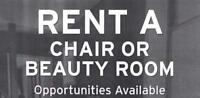 Rooms For rent Beauty Studio technicians wanted!
