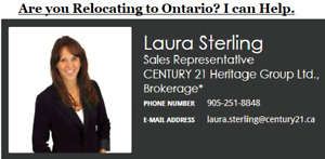 Are you Relocating to Ontario?