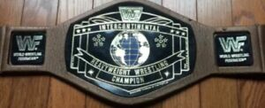 WWE Intercontinental 1989 Foam Belt