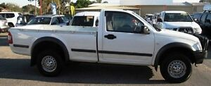 2003 Holden Rodeo RA LX White 5 Speed Manual Utility Bellevue Swan Area Preview