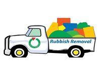 Rubbish removal. clean professional service.