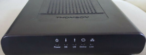 Technicolor / Thomson DCM475 High-Speed Cable Modem