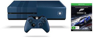 New 1TB Xbox One Meagre Edition Forza 6 Console *NEW*! + Warranty!!