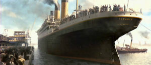 RMS TITANIC 1/348 Large Scale Model Kit by AA London Ontario image 10