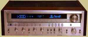 Looking for pioneer sx receivers  Cornwall Ontario image 1