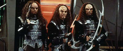Star Trek Movies, Next Generation,DS9 Klingon Warrior Pattern Set