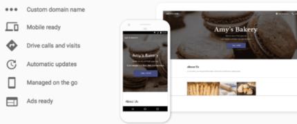 Free Google Website Setup
